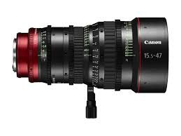 ZOOM CANON CINE LENSES 30-105 mm T 2.8
