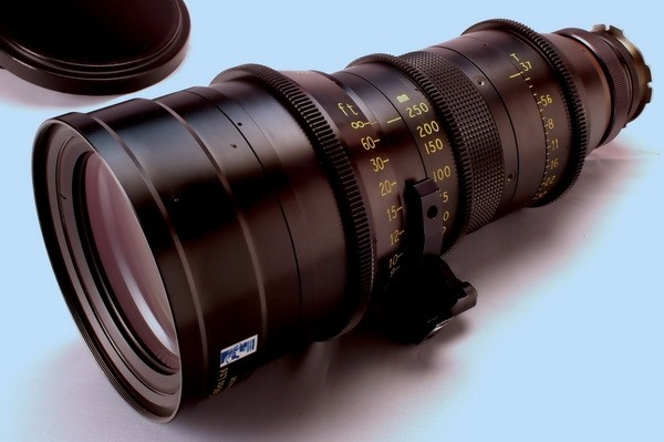 ZOOM COOKE CINETAL 25- 250 mm T 3.7