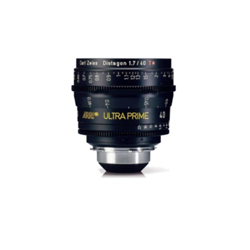 Óptica Arri/Zeiss Ultraprime T1.9 40 mm