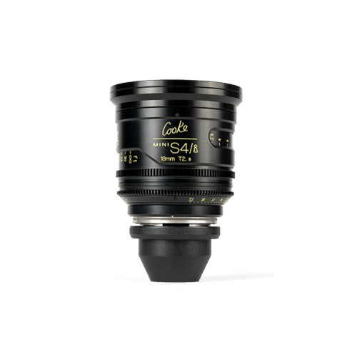Óptica Cooke S4/I Mini T 2.8 18 mm