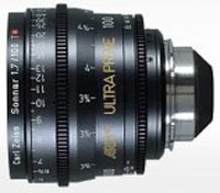 Óptica Arri/Zeiss Ultraprime T1.9 100 mm