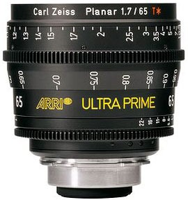 Óptica Arri/Zeiss Ultraprime T1.9 65 mm