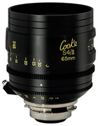 Óptica Cooke S4/I T2 65 mm