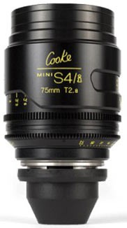 Óptica Cooke S4/I Mini T 2.8 65 mm