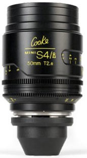 Óptica Cooke S4/I Mini T 2.8 40 mm