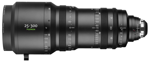 ZOOM FUJINON CABRIO 25-300 mm T 3.5-3.85