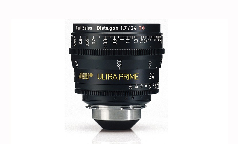 Óptica Arri/Zeiss Ultraprime T1.9 24 mm