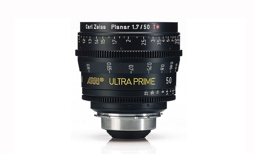 Óptica Arri/Zeiss Ultraprime T1.9 50 mm