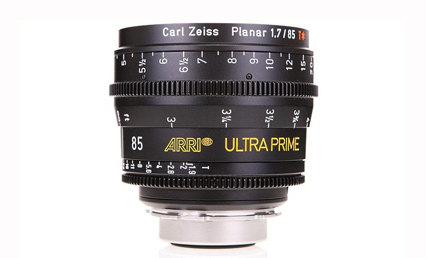 Óptica Arri/Zeiss Ultraprime T1.9 85 mm