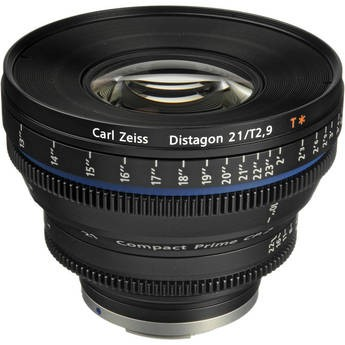 Optica Compact prime Super speed CP2 21 mm 2.9