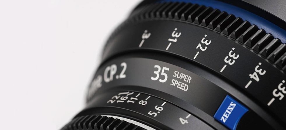 Optica Compact prime Super speed CP2 35 mm 1.5