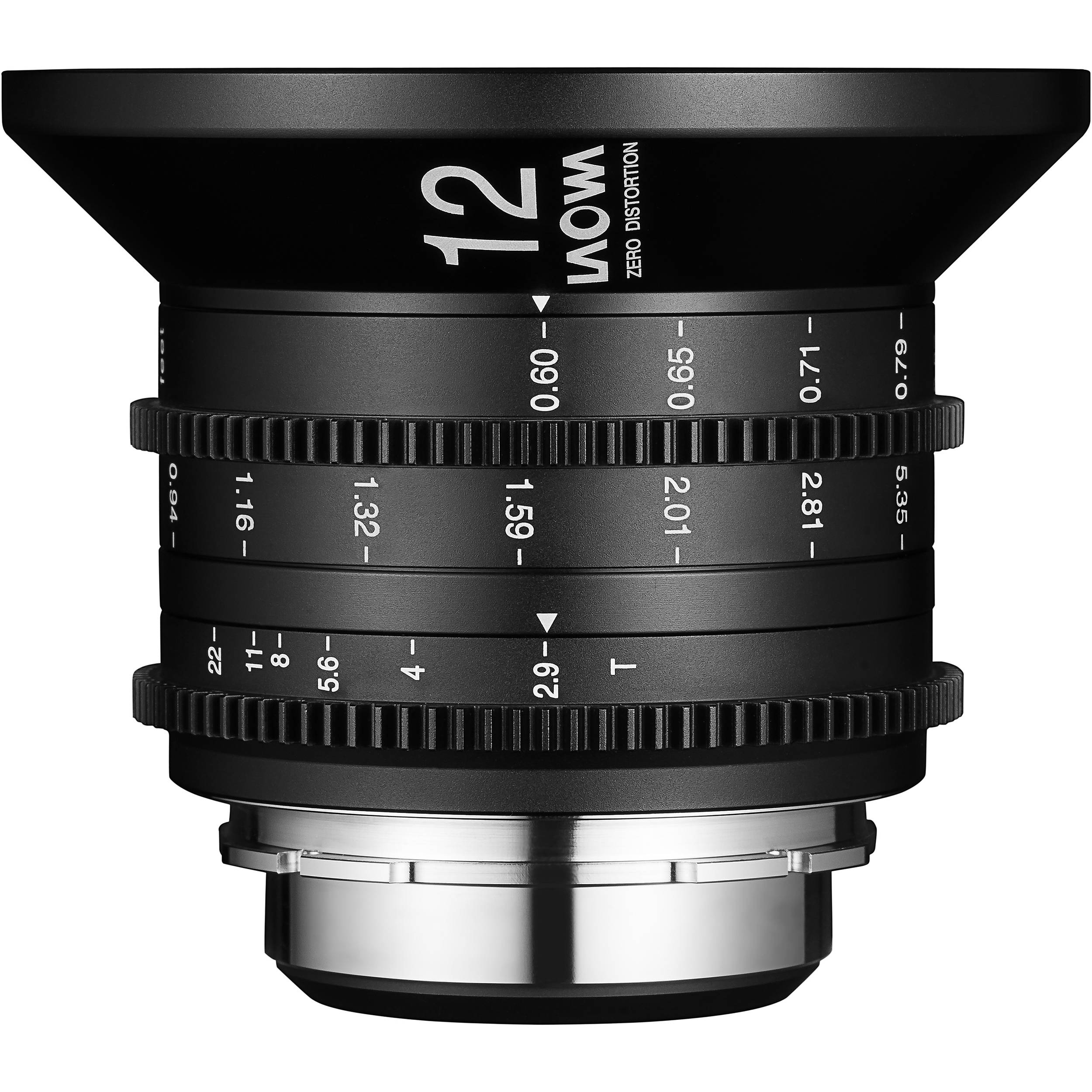 LAOWA 12MM ZERO DISTORTION T 2.9