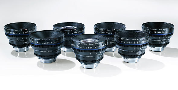 SET ZEISS COMPACT PRIME CP2 T 1.5-2.9 FF
