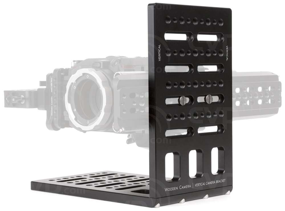 WOODEN CAMERA VERTICAL BRACKET